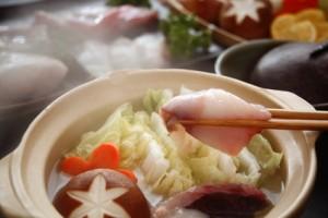 鍋 あんこう鍋 魚料理